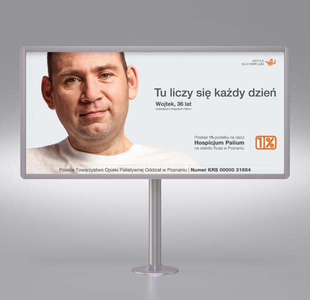 Kampania dla Hospicjum Palium