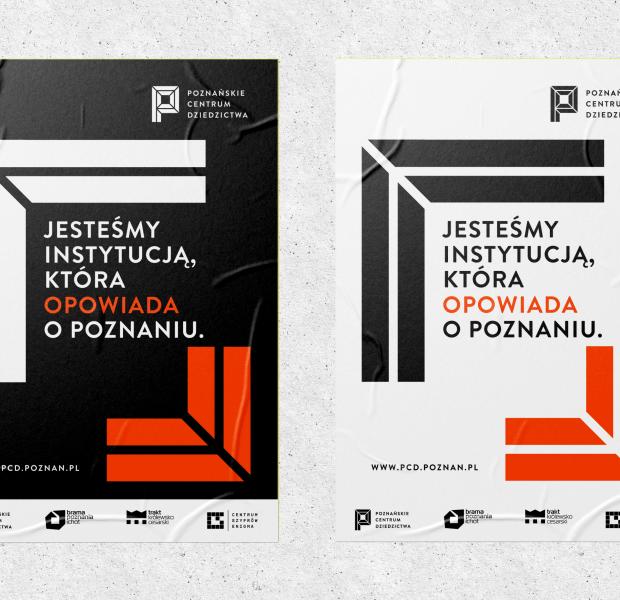 Strategia komunikacji i branding Poznańskiego Centrum Dziedzictwa